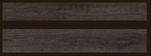 SANT' AGOSTINO S WOOD BLACK 15*120